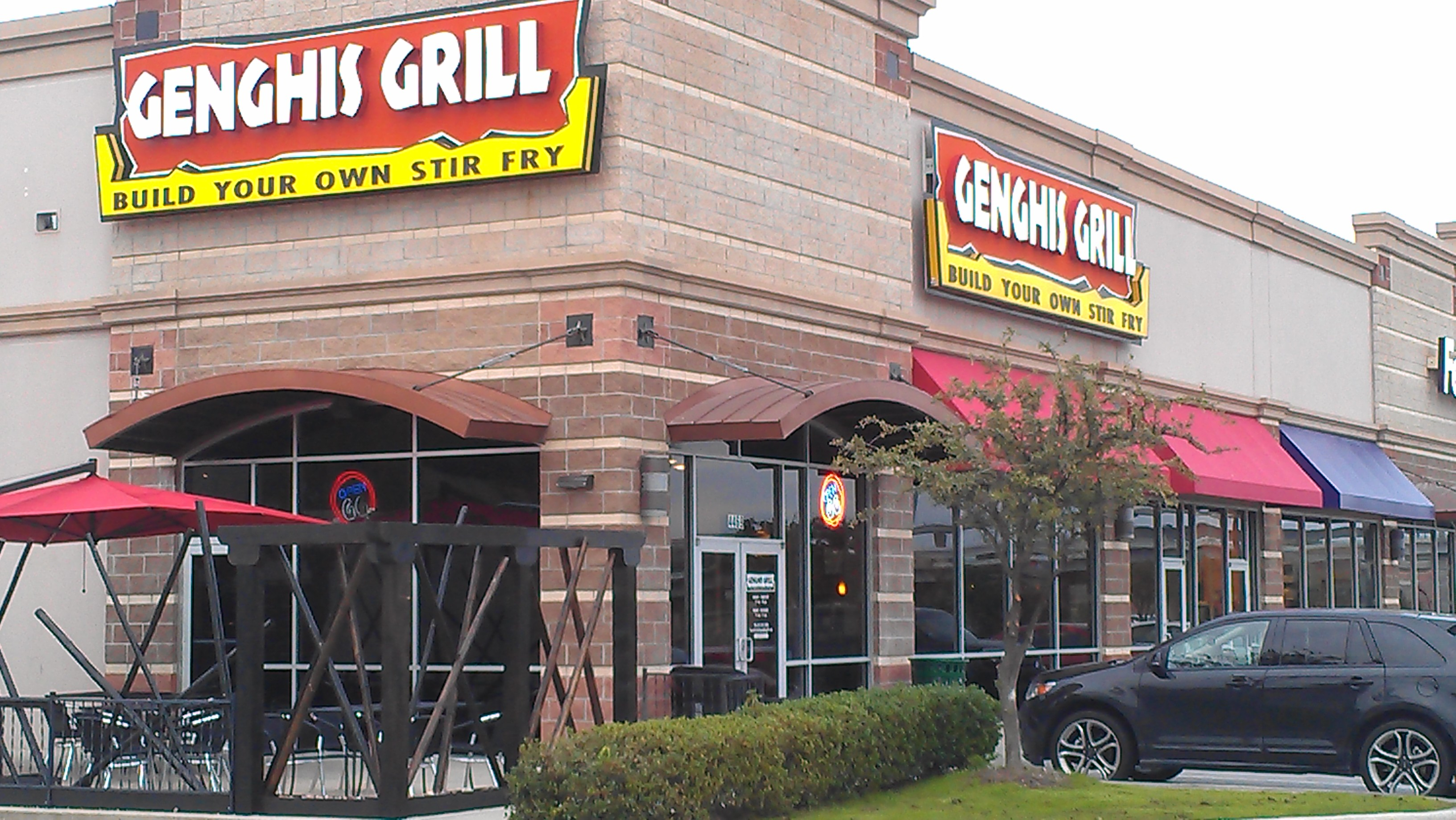 The Fresh New Face Of Genghis Grill Primitive Reflections
