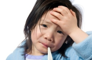 When NOT to lower a fever